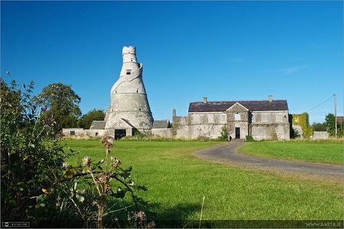 ireland summer history filter circularpolarizer kildare localhistory historicbuilding leixlip