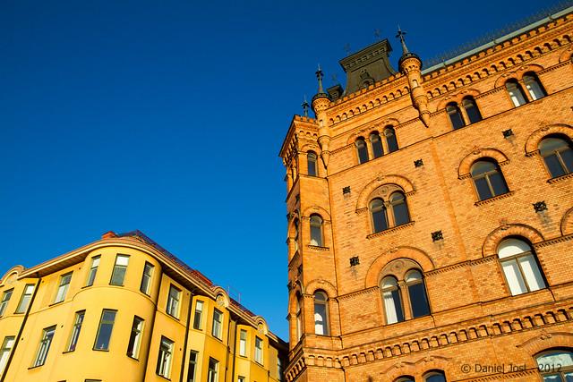 Stockholm...