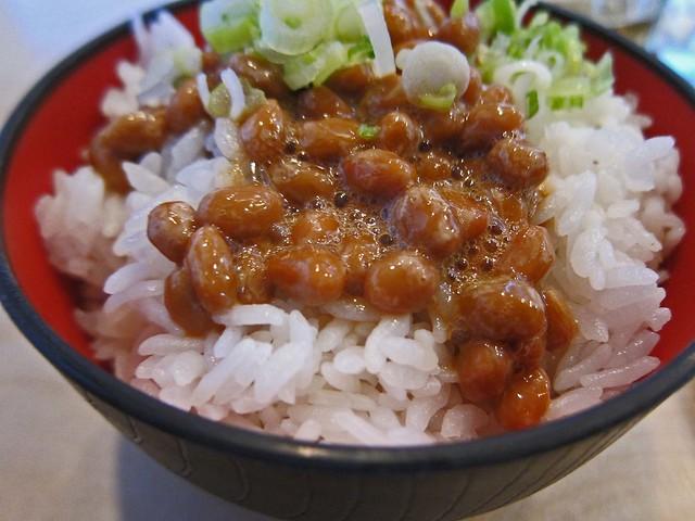 Natto Gohan - Yakyudori