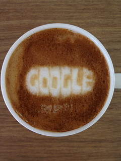 Today's latte, Google's 14th birthday doodle! | by yukop