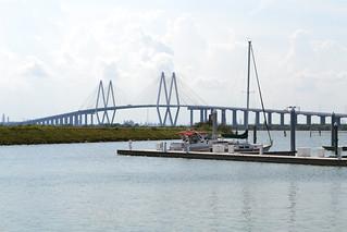 Fred Hartman Bridge, Baytown, Texas 1209261519 | by Patrick Feller