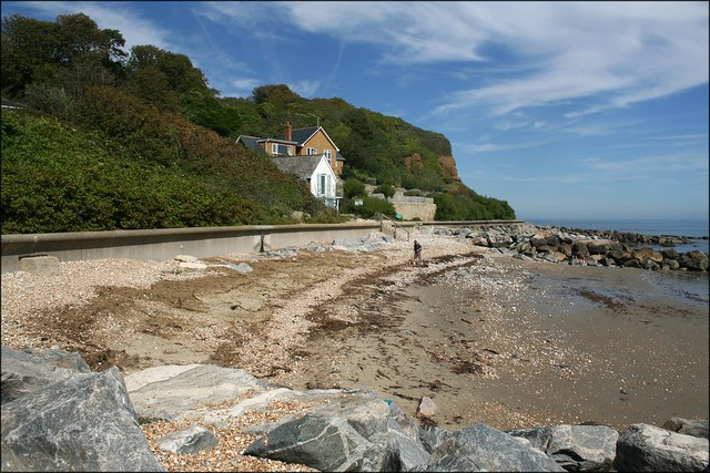 Horseshoe Bay, near Ventor, Isle of Wight