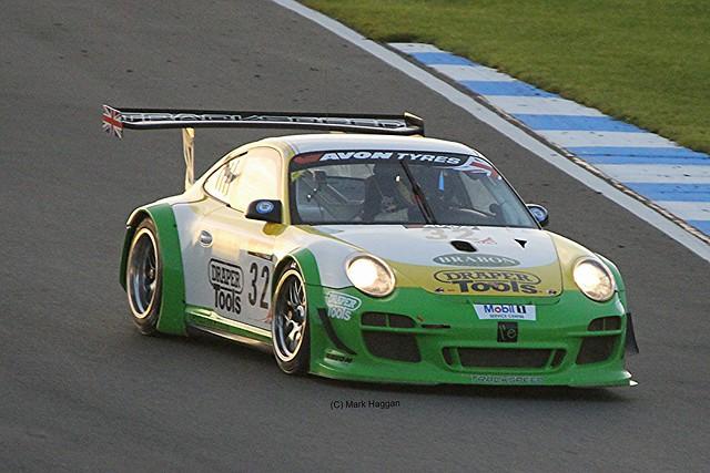 GT Racing at Donington Park, September 2012
