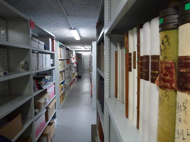 Archives municipales de Quimperlé