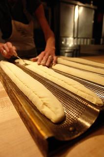 scoring baguette | by codruta popa
