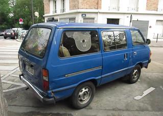 1984 Toyota LiteAce 1.3