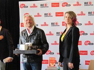 Sir Richard Branson in Vancouver | by Shinsuke JJ Ikegame