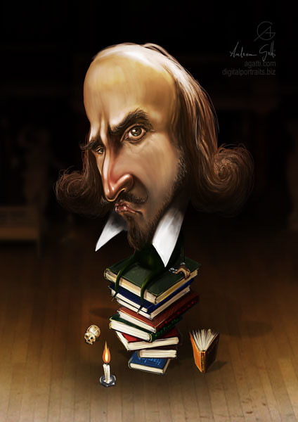 To be or not to be William Shakespeare, this is the question.