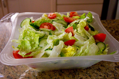 Salad | by tianafeng