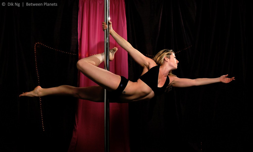 The Pole Dance Fitness Instructor - Chloe Anderson