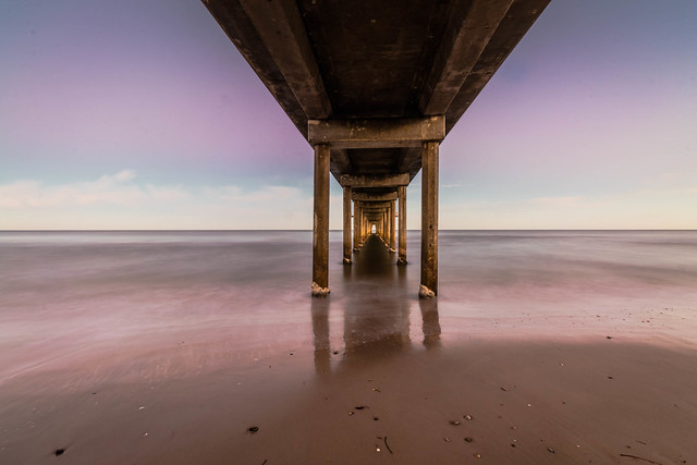 Under the boardwalk  - #3 of a series
