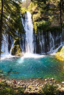 Burney Falls | by Dooquie