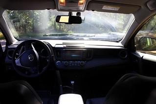 Testdrive - 2016 Toyota RAV4 Hybrid Executive   by Dirk A.