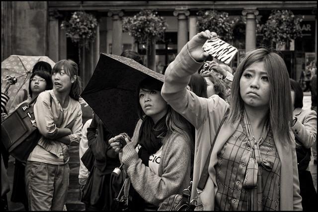 Tourists, Bath