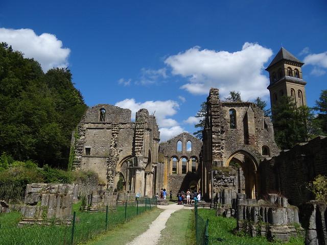 Abdij Notre-Dame d'Orval - Villers-devant-Orval