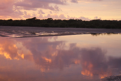 sky nature sunrise dawn australia urunga