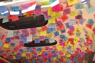 Post-its | by SparkTruck