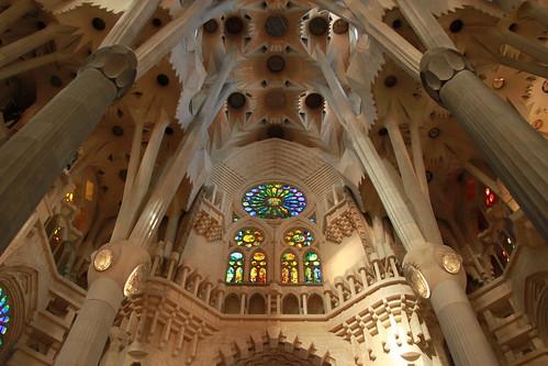 Barcelona - Temple Expiatori de la Sagrada Família | by bortescristian