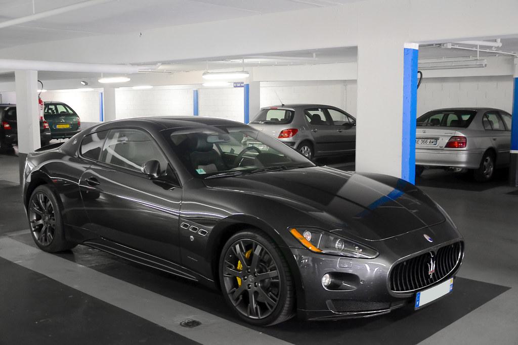Maserati Granturismo S Mc Sport Line Www Grand Est Superca Flickr