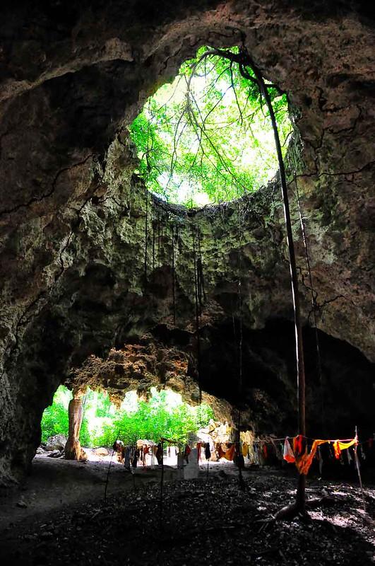 Kumbi Cave, Zanzibar