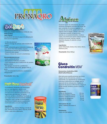 Alpicen Soisoya Multifibra Suplementos Vitaminicos y Natural
