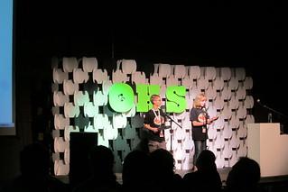 Open Hardware Summit 2012 - Sylvia Todd & Joey Hudy