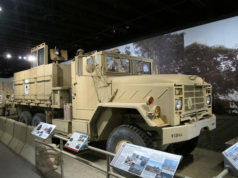 M923 Guntruck 1