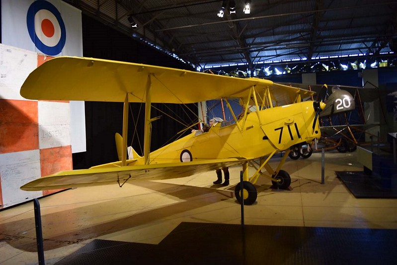 de Havilland DH.82 Tiger Moth 2