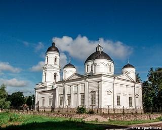 Литургия в Ильинском соборе 25