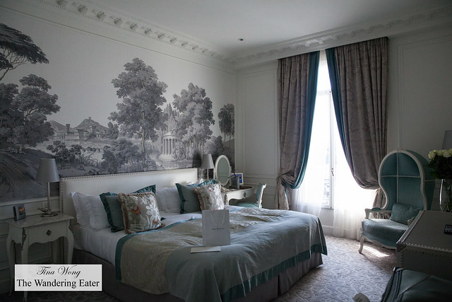 My gorgeous deluxe seaview room