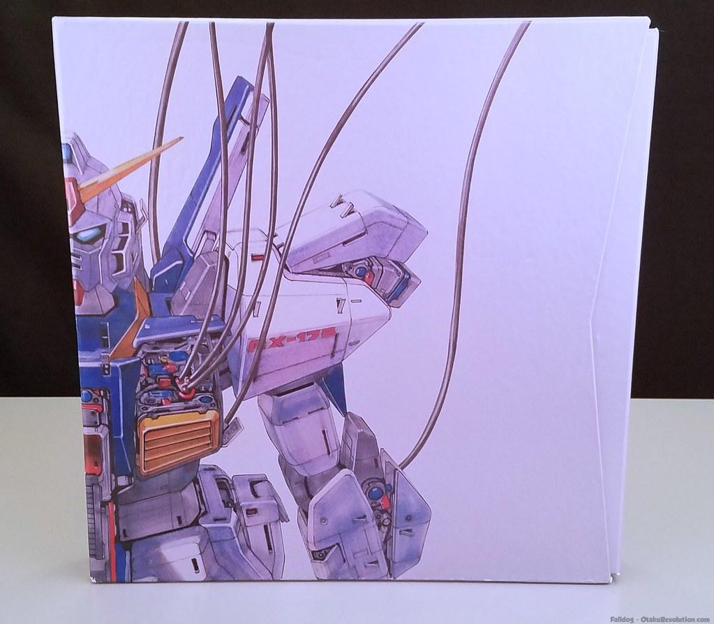 Zeta Gundam Laserdisc Box Set I 2