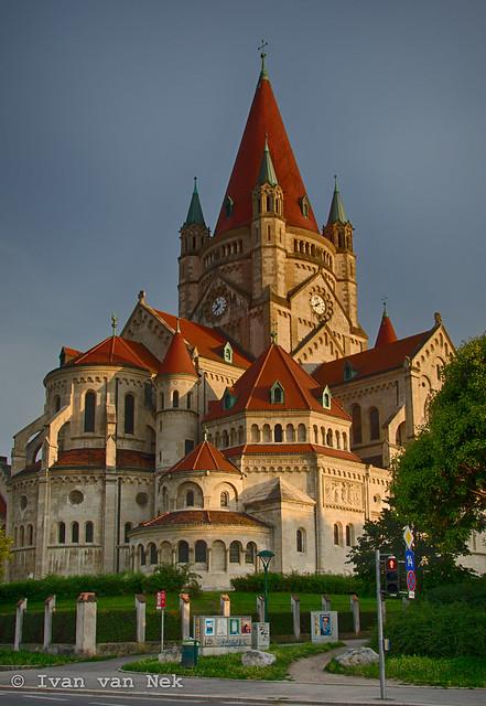 Heiliger Franz von Assisi/Jubiläumskirche