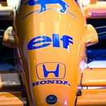 SUZUKA - '87 LOTUS 99T Honda - Nakajima