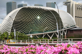 Esplanade Theatres, Singapore | by Dimitry B