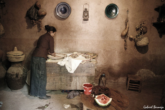 Cocina bereber - Marruecos