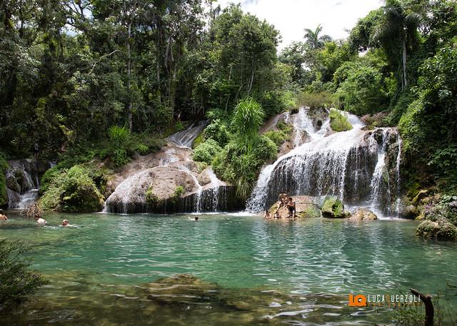 El Nicho: natura e piscine naturali di acqua fresca