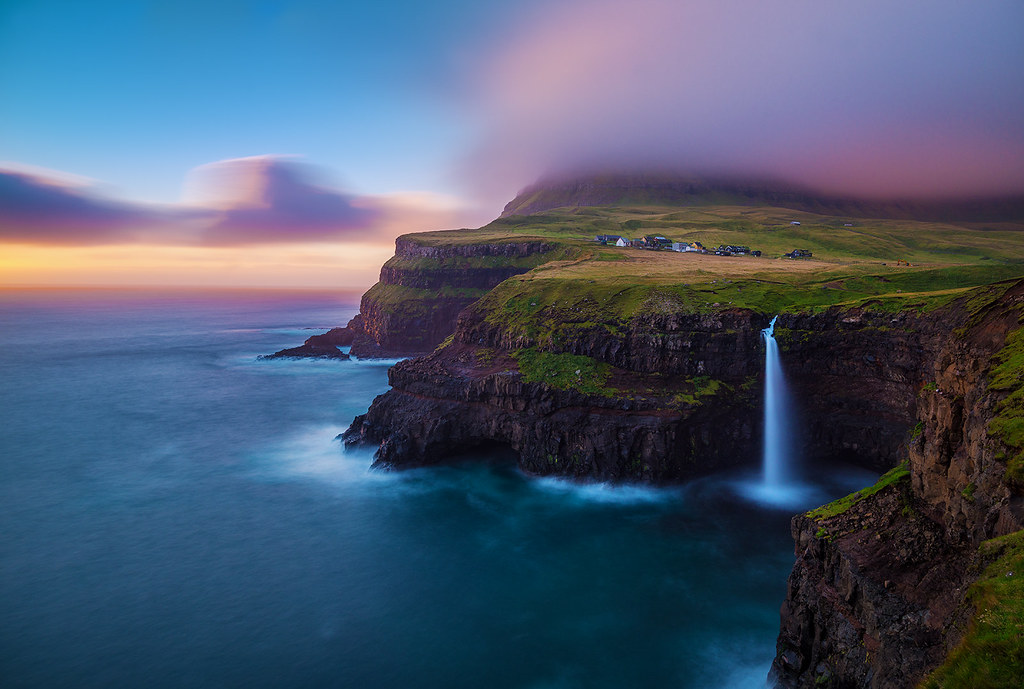 A Different World G 225 Sadalur Faroe Islands Pictures Of