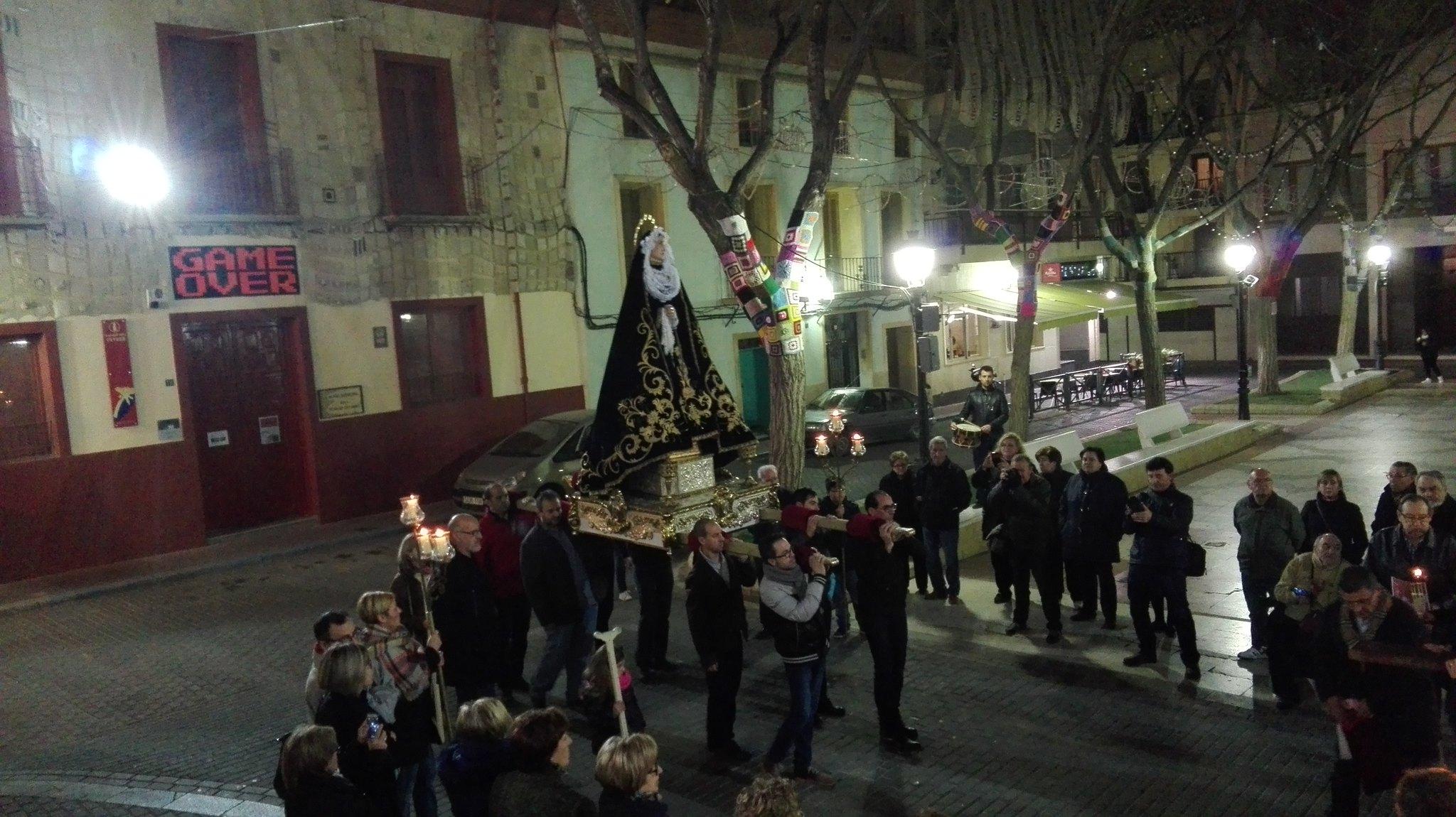 (2016-03-18) - VII Vía Crucis nocturno - Javier Romero Ripoll (039)