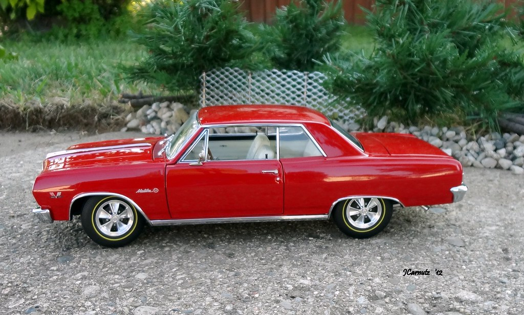 1965 Chevrolet Chevelle Z16 Malibu SS 396 Hdtp | Issued by L… | Flickr