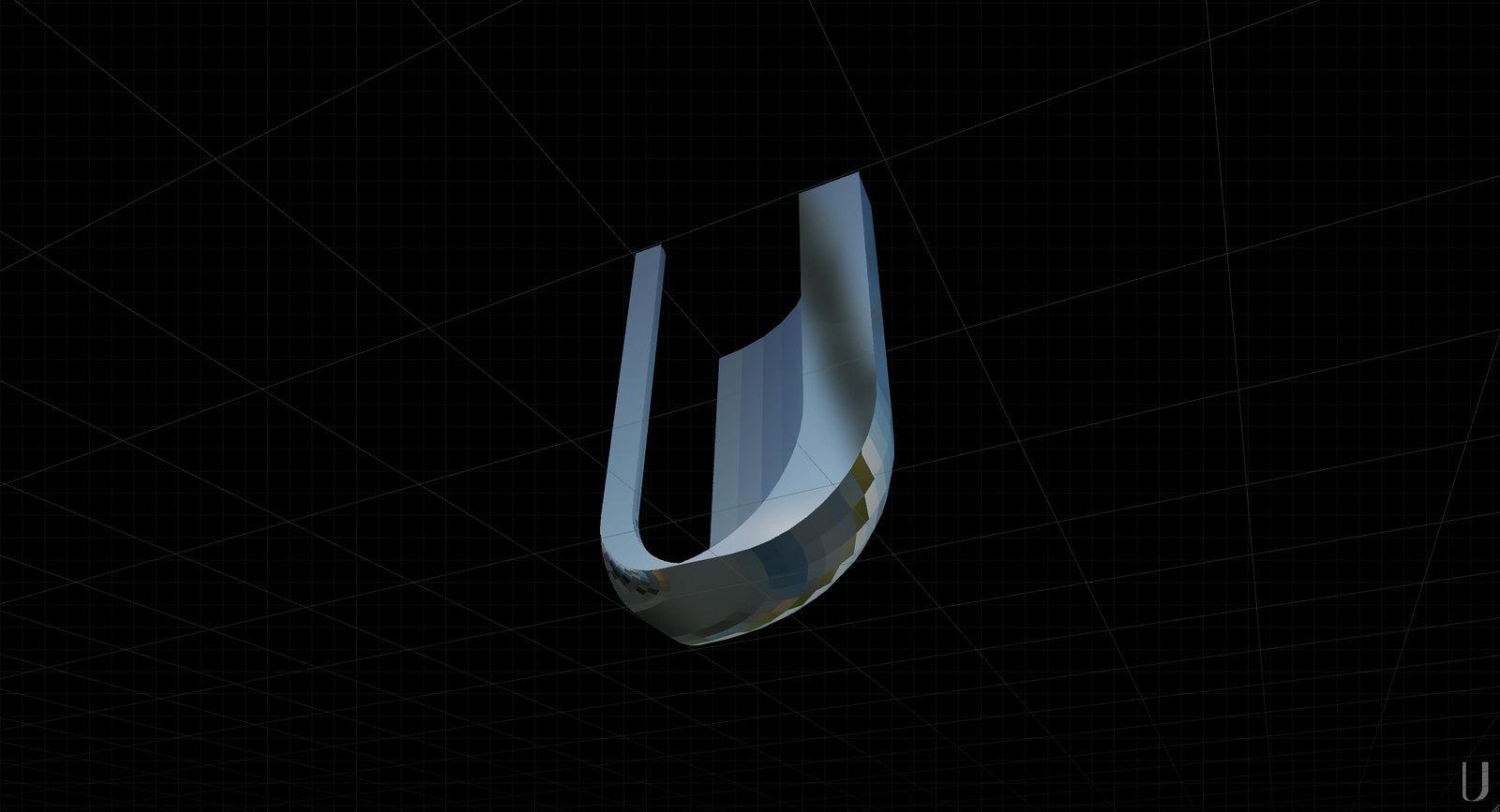 """Gramapoetica  - letra """"U"""""""