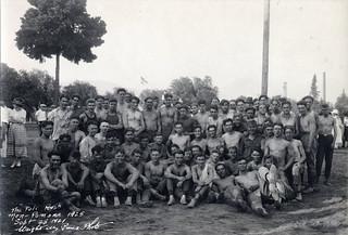 Pole rush of 1921