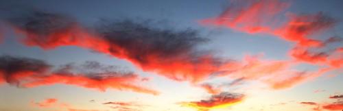 31aa) Ashland Sunset