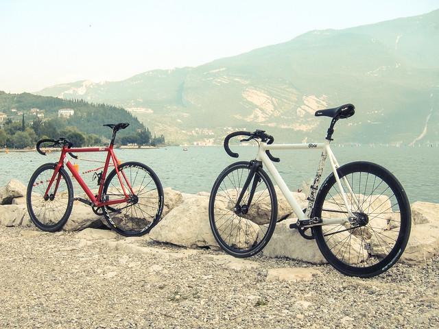 8bar FIXED ALPCROSS - Gardasee