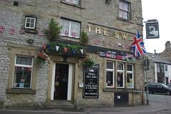Swan, Buxton, Derbyshire