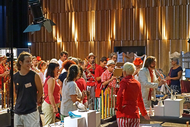 La horde des hautbois (Festa del Joglar, Céret)