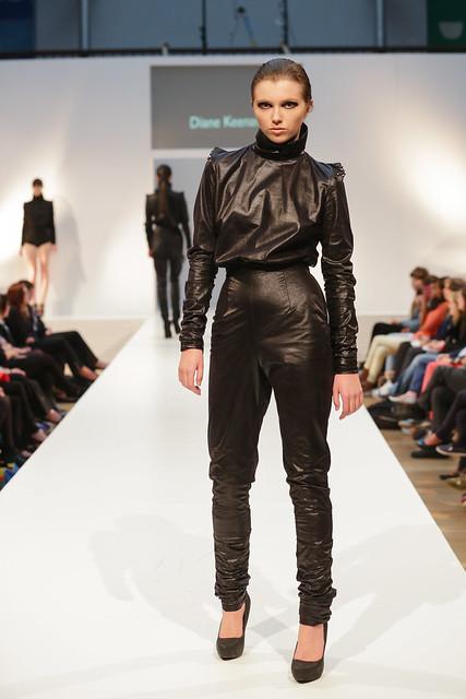 School of Textiles and Design: Graduate Fashion Show 2012