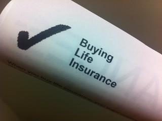 Buing Life Insurance   by moolanomy
