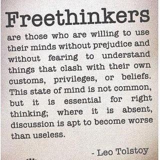 Freethinkers | by sarahwulfeck
