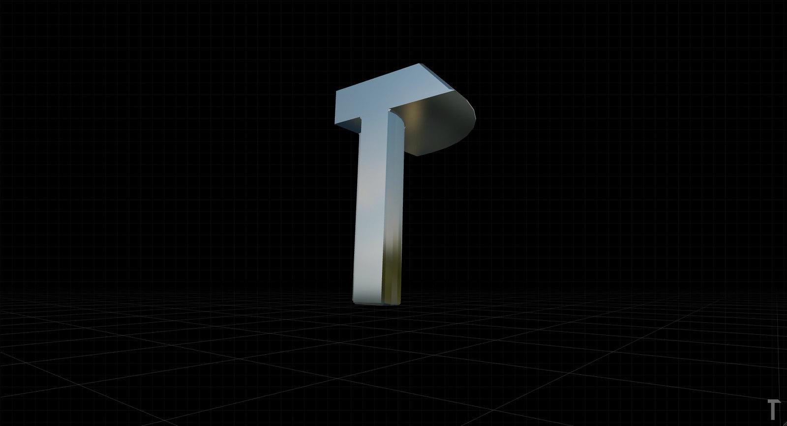 """Gramapoetica  - letra """"T"""""""