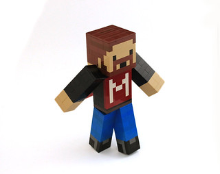 Seananners gets the Lego treatment.